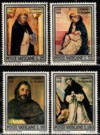 VATICAN 527/530° 8ème Centenaire De La Naissance De Saint Dominique De Guesman (10% De La Cote + 0,25) - Vatican