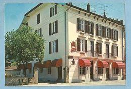 TH0756  CP  GRANGES-SUR-VOLOGNE  (Vosges)  Hôtel - Restaurant *NN   LE COMMERCE Prop. Chef De Cuisine : M. TACAIL  +++++ - Granges Sur Vologne