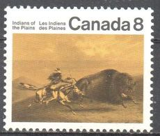 Canada - Bison Hunting - MNH - Ohne Zuordnung
