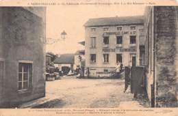 88 - VOSGES - MIRECOURT - 10072 - Carte Commerciale Avec Timbre Perforé - Usine THIBOUVILLE-LAMY & CIE - Mirecourt