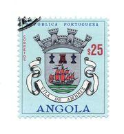 ANGOLA»1963»USED - Angola