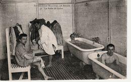 Speyer Hospital, 2 Badewannen Mit Männer, Badezimmer - Speyer