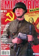 Militaria Magazine N° 91 NKVD  DCR Bataillon Hermannn Von Salza Marine US - Magazines & Papers