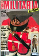 Militaria Magazine N° 89 NKVD  DCR Poignards Italiens DLM Aéronavale Japonaise Hiwi - Magazines & Papers