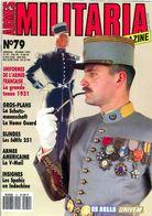 Militaria Magazine N° 79 Grande Tenue 31 Schutz-mannschaft Sdkfz 251 Spahis Indochine - Magazines & Papers