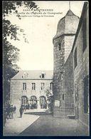 Cpa Du 22 Rostrenen Tourelle Du Château De Compostal    AVR20-95 - Other Municipalities