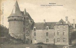 Saint-Guyomard  (56 - Morbihan)  Château De Brignac - Sonstige Gemeinden