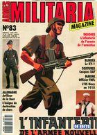Militaria Magazine N° 83 Insigne Destruction Chars Armée Armistice KV-1 CASQUES Raf FNFL US Navy 1918 - Magazines & Papers