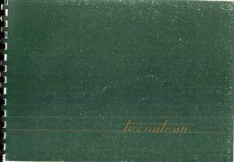 Catalogue TECNOTREN 1986 1:87 HO FS Italia Ottone Brass Laiton - En Italien - Livres Et Magazines