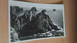CSM -  CAMARET SUR MER -  14. Pointe Des Pois, Les Rochers Festonnés Les Tas De Pois - Camaret-sur-Mer