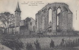 CAHORS (Lot): Ruines Du Couvent Des Jacobins - Cahors