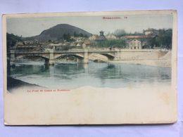FRANCE - Besancon - Le Pont De Canot Et Rosemont - Besancon