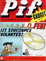 Pif Gadget 122- Loup-Noir - Robin Des Bois - Pif Gadget