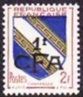 Réunion N° 308 ** Blason - Armoiries - Région Champagne - Unused Stamps