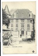 THIVIERS - Le Château (carte Précurseur Vers 1900) - Vente Directe X - Thiviers