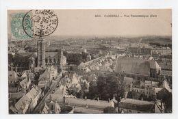 - CPA CAMBRAI (59) - Vue Panoramique 1905 - - Cambrai
