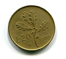 20 Lire (1970) - 1946-… : Republic