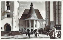 Exposition Internationale De Paris 1937 Pavillon De L'Ile De France Au Centre Régional - Mostre