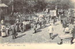 Paris I  Un Coin Des Halles De Paris LL 191 - Artisanry In Paris