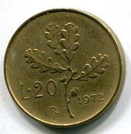 20 Lire (1972) - 1946-… : Republic