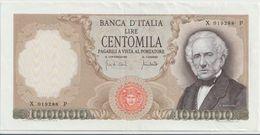 ITALY P. 100b 100000 L 1970 VF - [ 2] 1946-… : Républic