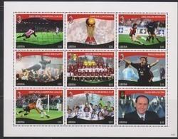 Soccer - Football - LIBERIA - Sheet MNH - Football
