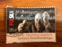 Poland 2011 Mi 4510 Stefan Kisielewski Writer, Publicist,composer And Politician. USED - 1944-.... Republic