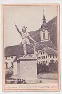 OLD PHOTO  1890'S -  SWITZERLAND - ALTDORF - 16X5 X 10,5 - UR Uri