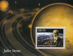Djibouti 2005  Space /Jules Verne   MNH 27844 - Espace