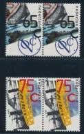 Michel 1388-1389 Serie Einwandfrei - Postfrisch/** MNH - Periodo 1980 - ... (Beatrix)