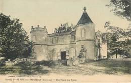 ST FERME Près MONSEGUR - Château Du Parc - 5087 - Other Municipalities