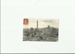 MONTCEAU VUE GENERALE DU PORT - Montceau Les Mines