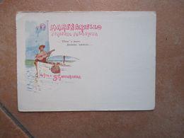 NAPOLI Cartoline Musicali BIDERI 'O Marenariello Serenata Napoletana Formato Grande A Colori - Music And Musicians