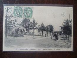 LAMBERSART-CANTELEU Avenue Pasteur La Rotonde      édit:  B.F.paris - Lambersart