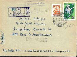 URSS.  5 Documents  Thème Football (soccer) - Covers & Documents