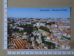 PORTUGAL - VISTA AEREA -  VILA NOVA DE GAIA -   2 SCANS     - (Nº36157) - Porto
