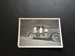 PHOTO PEUGEOT 301 - 1932 - Automobiles