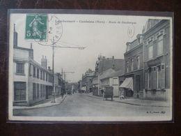 LAMBERSART-CANTELEU Route De Dunkerque       édit:  B.F.paris - Lambersart