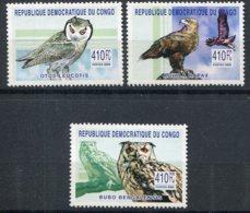 Congo (republique Démocratique) Oiseaux       1588/1590  ** - Birds