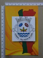 PORTUGAL - SANDIM -  VILA NOVA DE GAIA -   2 SCANS     - (Nº36174) - Porto