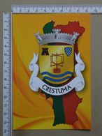 PORTUGAL - CRESTUMA -  VILA NOVA DE GAIA -   2 SCANS     - (Nº36175) - Porto