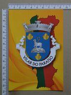 PORTUGAL - VILAR DO PARAISO -  VILA NOVA DE GAIA -   2 SCANS     - (Nº36176) - Porto