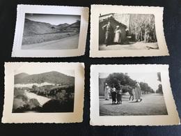 Lot 13 PHOTOS Guerre D'Algerie 1957 à Identifier - Guerre, Militaire