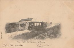 CPA-13-BOUC-Station Des Tramways à La Mounine-Top - Autres Communes