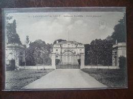 LAMBERSART-LEZ- LILLE  Institution Sainte Odile Entrée Principale - Lambersart