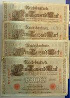 Reichsbanknote 1000 Mark 21-04-1910 - 1000 Mark