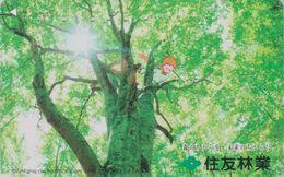 TC JAPON / 110-016 -  PEINTURE FRANCE - SAINT EXUPERY / PETIT PRINCE - JAPAN PAINTING Phonecard - 1893 - Malerei