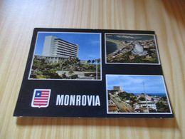 CPM Monrovia (Liberia).Ducor International Hotel - Vues Diverses. - Liberia