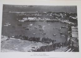 SENEGAL PORT DE DAKAR  1940 - Senegal