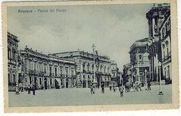 SIRACUSA PIAZZA DEL DUOMO - Siracusa